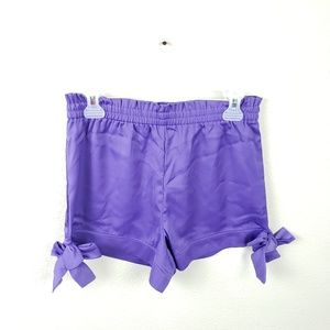 Romeo & Juliet Couture Ultra Violet Shorts